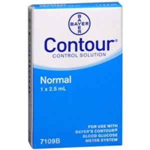 Bayer Contour Control Solution