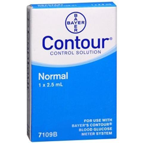 Bayer Contour Control Solution
