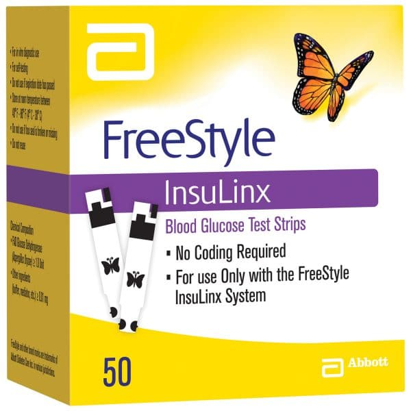 Freestyle InsuLinx 50 Retail